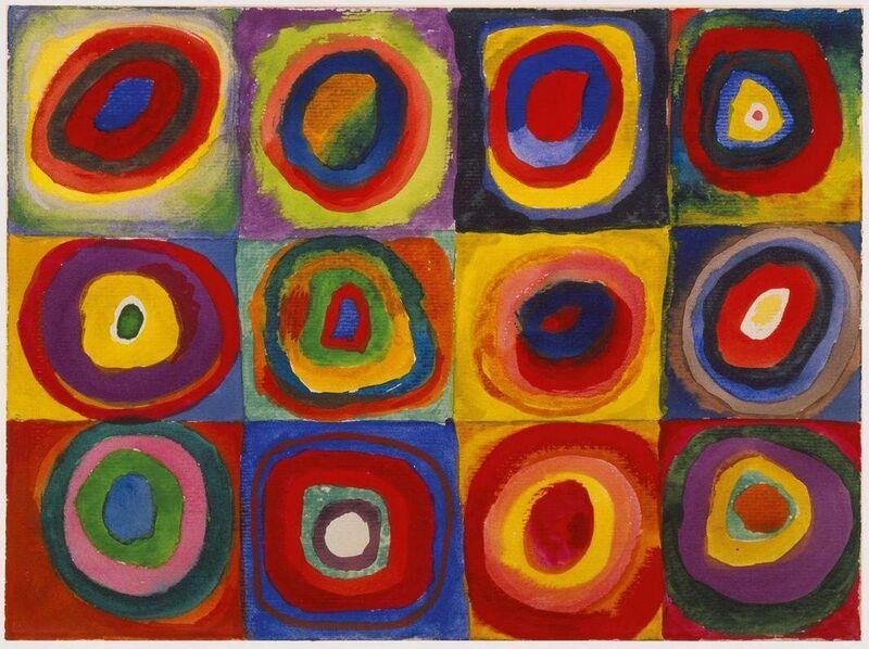 1. Wassily Kandinsky