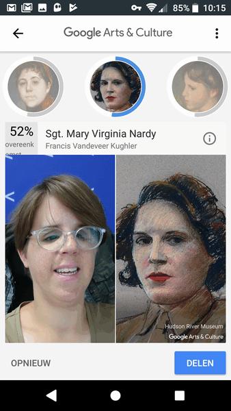 3. Google Art Project - Hangt jouw portret in een museum?
