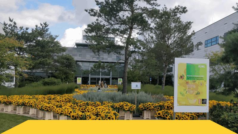 ASML en de Van Gogh Foundation: het bedrijfsleven gaat in de kunst