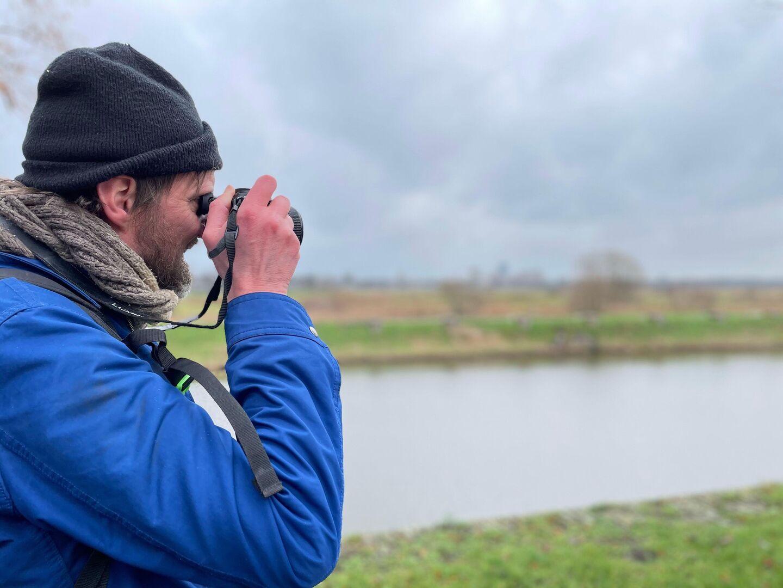 Bart de Vrees, stadscomponist van Den Bosch, wil spontane, nieuwe muzikale verbanden leggen