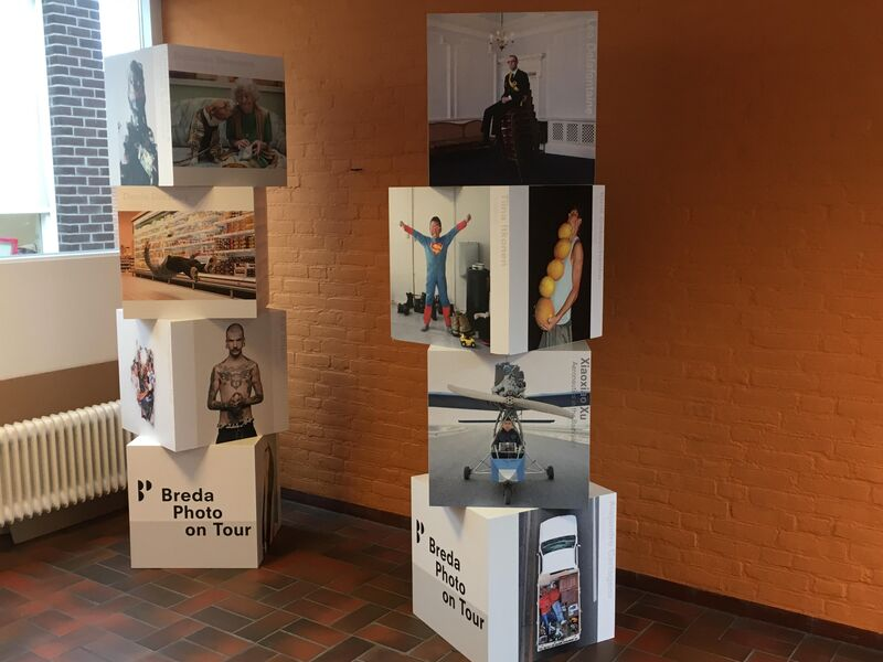 BredaPhoto on Tour brengt fotografie, kunst en verwondering op school