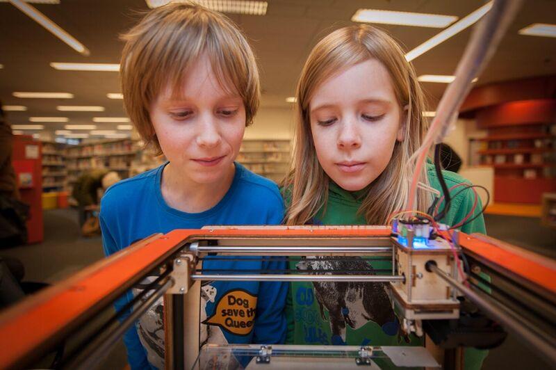 De innovatieve bibliotheken van Brabant