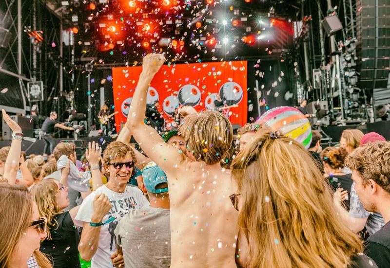 De metamorfose van muziekfestivals
