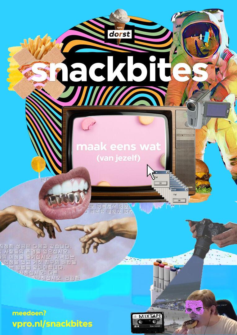 Doe mee aan Snackbites!