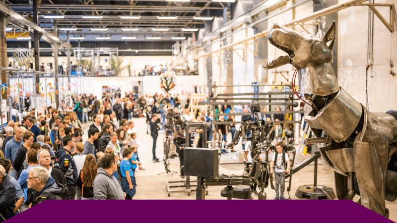 Eindhoven Maker Faire viert de magie van het maken