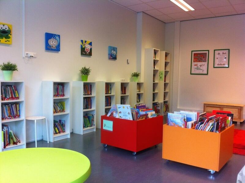 Ervaringen met de Bibliotheek op School