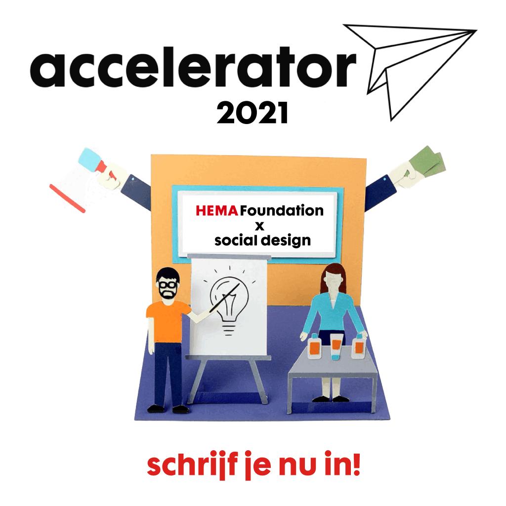 HEMA: Social Design Accelerator