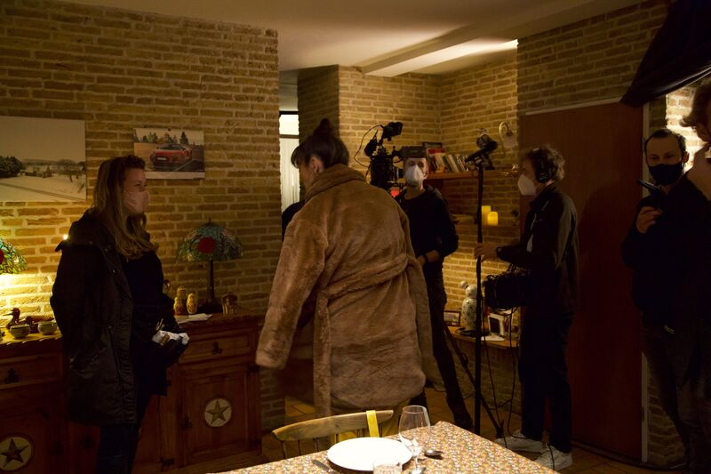 Hoe maak je een film in coronatijd?