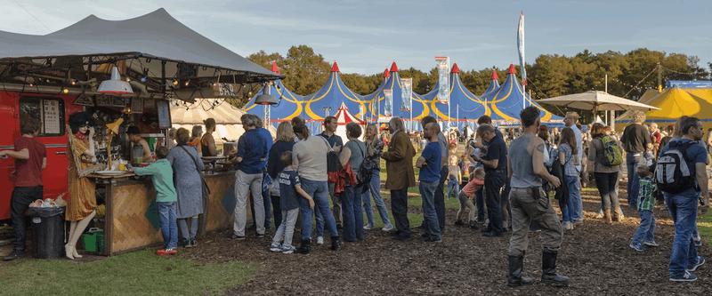 In Brabant werken de festivals samen