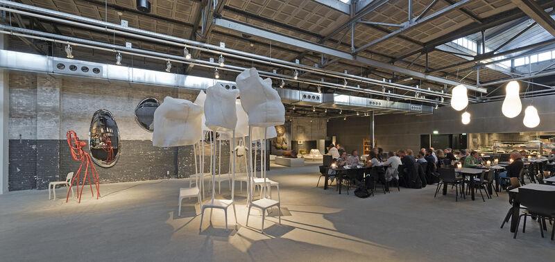 Kazerne fase II: de huiskamer voor design in Eindhoven