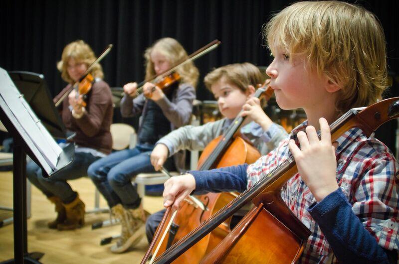 Koninklijke aandacht voor meer muziekles in de klas