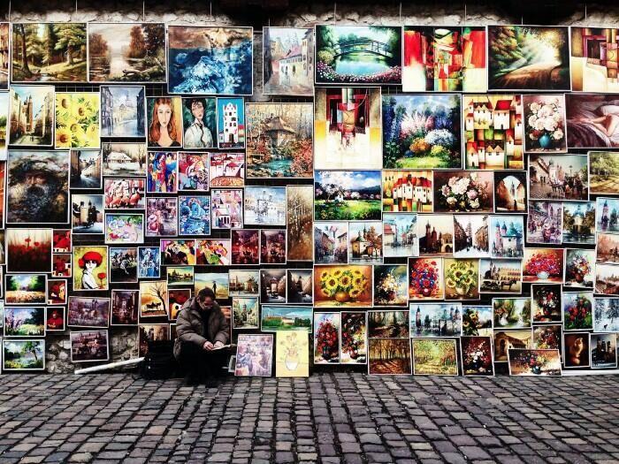Kunst en hergebruik: hoe zit het met auteursrecht?