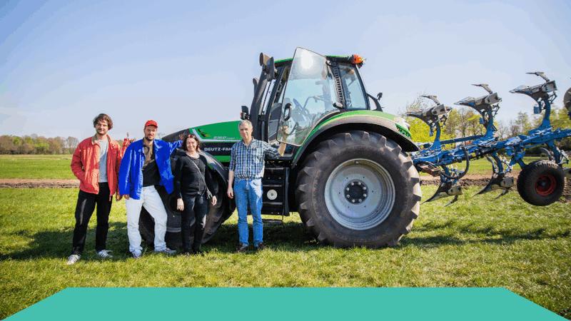 Kunstenaars en boeren 'bonden' in Brabant