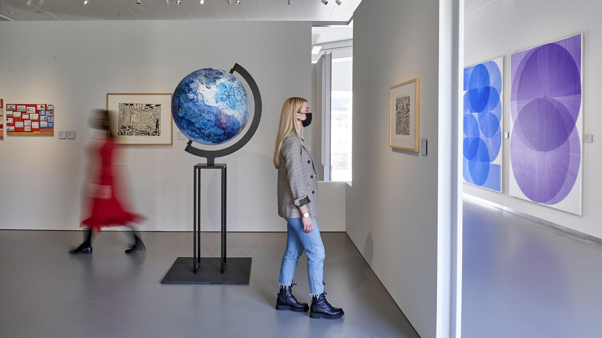Museum bezoek in coronatijd hnbm - foto Jan-Kees Steenman