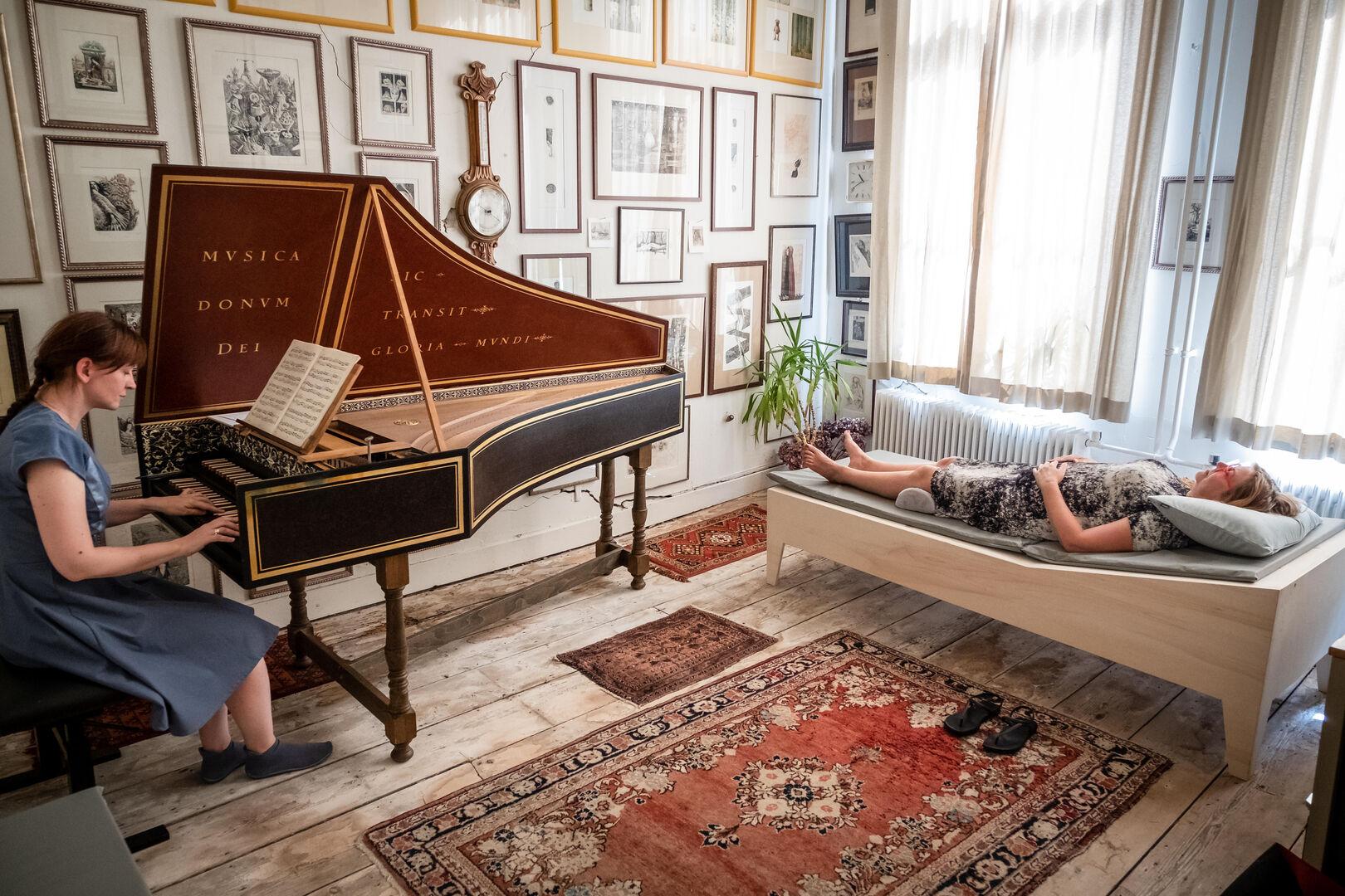 Muziek in de zorg - een krachtig medicijn