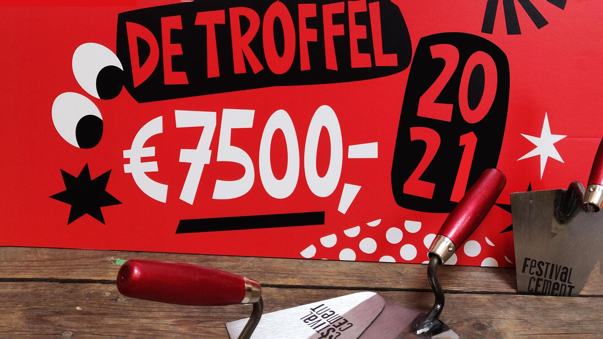 Open Call: De Troffel 2021