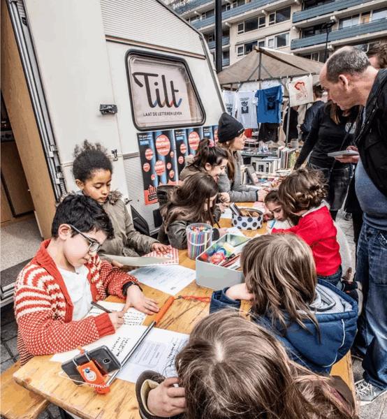 Opinie | Geef literatuur een plek in Brabant