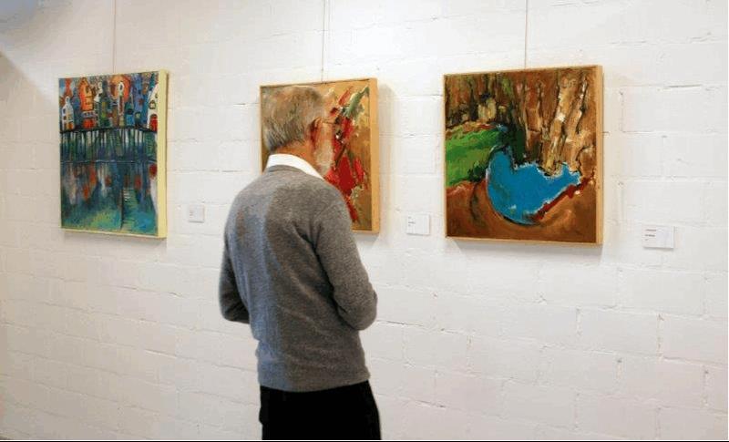 Uniek in Nederland: Stichting Beeldende Vrijetijdskunst