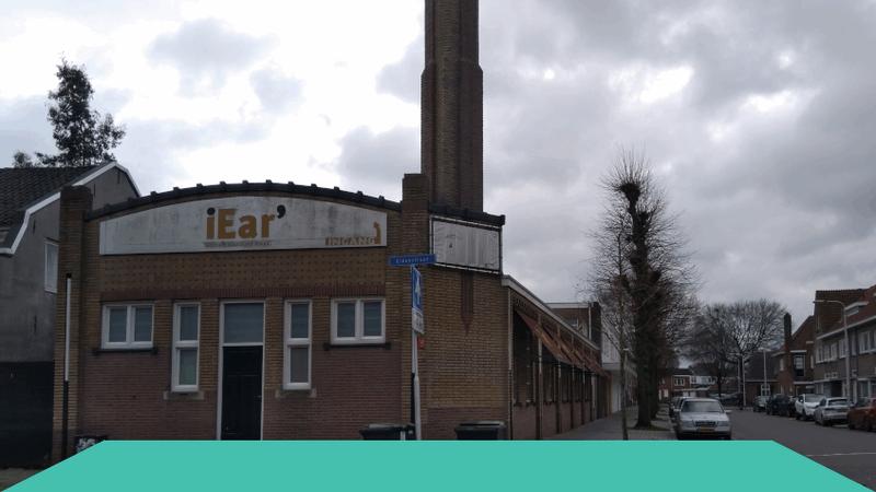 Verborgen verhalen in 'lelijk' Tilburg