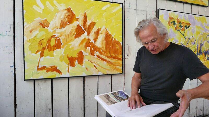 Virtuele expositie Frans van Veen bij Van Goghgalerie